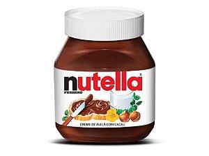 Nutella 650 Gramas Unidade