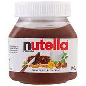 Nutella 140 Gramas Unidade