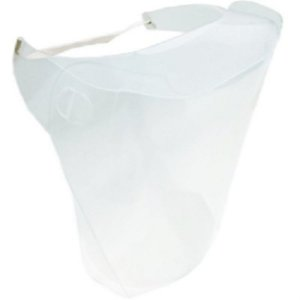 Protetor Máscara Facial de Polipropileno Reutilizável Unidade (Face Shield)