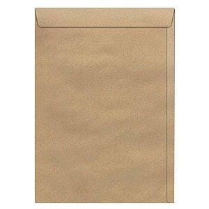 Envelope Kraft Natural Ipecol 110X170 R.350 Unidade