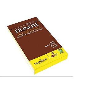 Filicube Filinote 90Gr R.Fp02241 Com 80 Folhas Destac