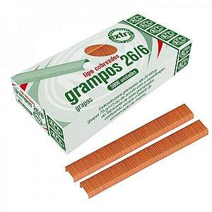 Grampo P/Gramp 26/6 Acc Cobreado Com 5000