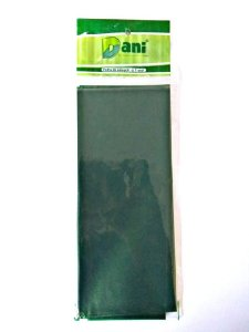 Papel Celofane 80cm X 100cm Verde Escuro Unidade
