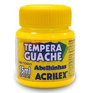 Tinta Guache Acrilex 15Ml Amarelo Ouro 020150505 Unidade
