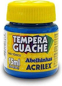 Tinta Guache Acrilex 15Ml Azul Turquesa 020150501 Unidade