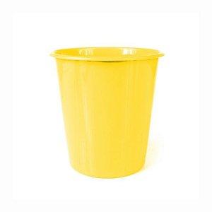 Balde Pipoca Plast Lecpoc 1Lt Amarelo Und