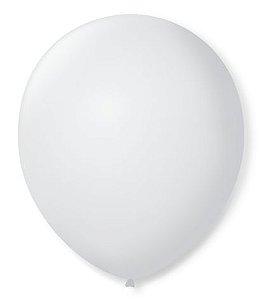 Bola Sao Roque Redondo Branco Polar N8 Com 50