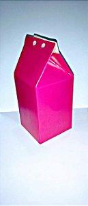 Caixa Lembranca Milk Vivarte Pink 17 Centímetros R.2299 Com 6