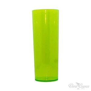 Copo Long Drink Verde Limao Unidade