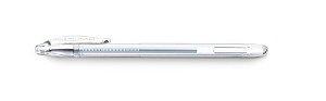 Caneta Compactor Gel 07 Prata Unidade