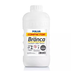 Cola Branca Polar Compactor 1000 Gramas Unidade