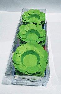 Forminha Decorativa Nb Formas C1 Verde Claro Com 50