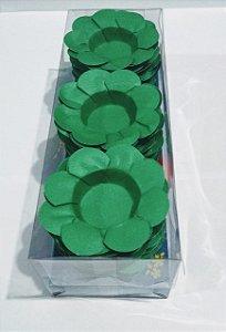 Forminha Decorativa Nb Formas C1 Verde Vivo Com 50