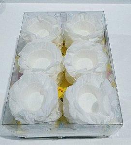 Forminha Decorativa Nb Formas M20 Branco Com 40