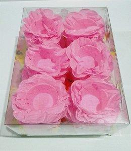 Forminha Decorativa Nb Formas M20 Rosa Claro Com 40