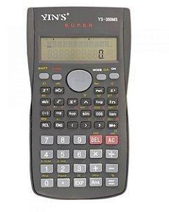 Calculadora Científica Ys-350ms Unidade