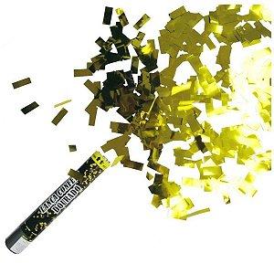 Lanca Confete Dourado Metalizado R.Lcp001 Unidade