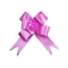 Laço Fácil 30Mm Rosa Pink R.255303 Unidade