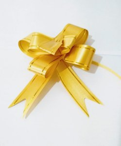 Laço Fácil Listra Ouro 23Mm R.6022611 Unidade