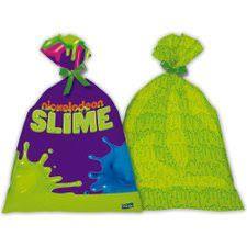Sacola Surpresa Plástica Slime Com 8