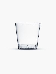 Copo Cristal Plastilânia Incolor Pic 025 25ml Pacote Com 10