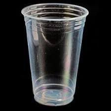 Copo Descartável  Pp Rioplastic Post Mix 440Ml Pacote com 50