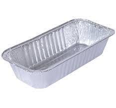 Embalagem de Alumínio Takente Bolo Ingles Pacote com 10