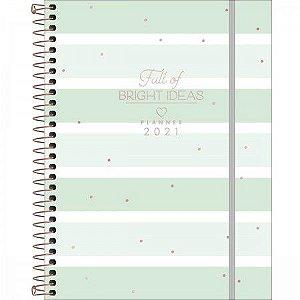 Agenda Espiral Tilibra Planner Soho com 80 Folhas E4 R.290971 Unidade