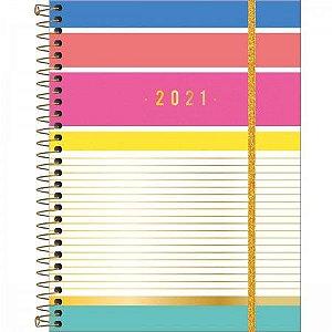 Agenda Espiral Tilibra Planner Be Nice M7 E4 R.316504 Unidade