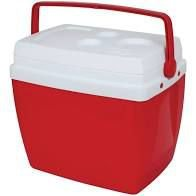Caixa Térmica 34 Litros Mor Cor Vermelha Unidade