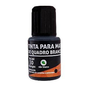 Reabastecedor para Pincel de Quadro Branco Leonora 20ml Cor Preto R.96068 Unidade