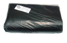Saco para Lixo 100 Litros Reforçado 85 cm de Comprimento x 75 cm de Largura Cor Preta Fardo Com 100