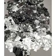 Confete Metalizado Para Balão ou Bola - Picados Prata R.Af101-18