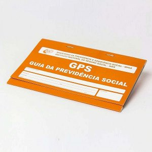 Carnê de Pagamento de Guia da Previdência Social (gps) São Domingos Unidade