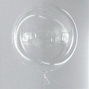 Balão Bubble Transparente 18 Polegadas (45cm) Unidade