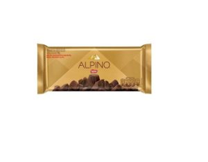 Chocolate Nestlê Alpino Ao Leite 25 Gramas Unidade