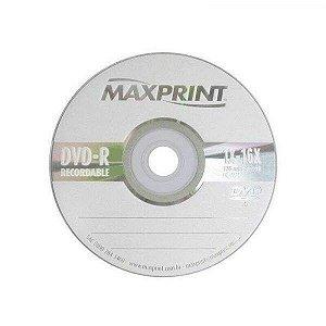 Dvd-r 16x 4.7 Gigabytes 120 Minutos Unidade