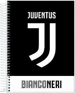 Caderno Espiral Universitário Capa Dura Sortida jandaia Juventus 20cm x 27cm 10 Matérias 160 folhas R.69385 Unidade
