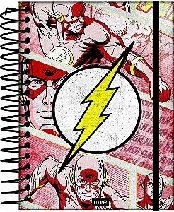Agenda Espiral Planejamento (planner) Jandaia Dc Comics Capa Sortida 17cm x 24cm Com 160 folhas R.66977 Unidade