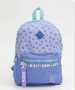 Mochila Clio We Can Do It Estampa Sortida 42cm x 30cm x 14cm R.MF3079 Unidade