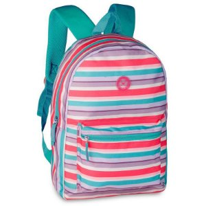 Mochila Clio Backpack For Girl Estampa Sortida 42cm x 30cm x 14cm R.MF3089 Unidade
