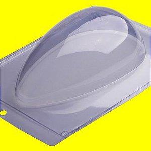 Forma de Acetato para Ovo de Páscoa Liso 750 Gramas 18cm x 24cm Unidade