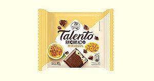Chocolate Garoto Talento Tablete Maracujá 90 Gramas Unidade