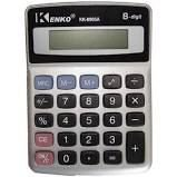 Calculadora Eletrônica Kenko 8,5cm x 11,5cm R.LS-8905-8 Unidade