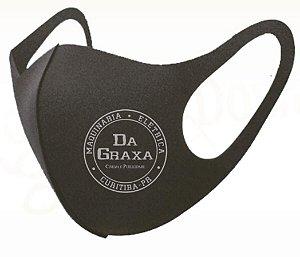 """Mascara """"Da Graxa"""""""