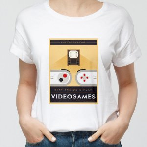 Camiseta Dash Game
