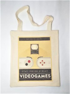 Ecobag Dash Game 32x36