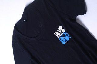Camiseta TamoJunto Back Bros feminina Grande