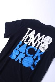 Camiseta TamoJunto Back Bros masculina Média