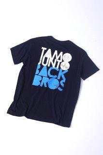 Camiseta TamoJunto Back Bros masculina Extra Grande